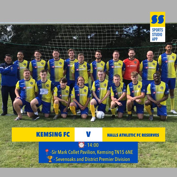 test Twitter Media - The reserves travel (again) to Kemsing tomorrow. Looking to build on the solid 2-2 draw last weekend, we have another strong side out and looking for the first win of the season! 🟡🔵🟡🔵 #HAFC #COYH https://t.co/GW6pJtC1gw