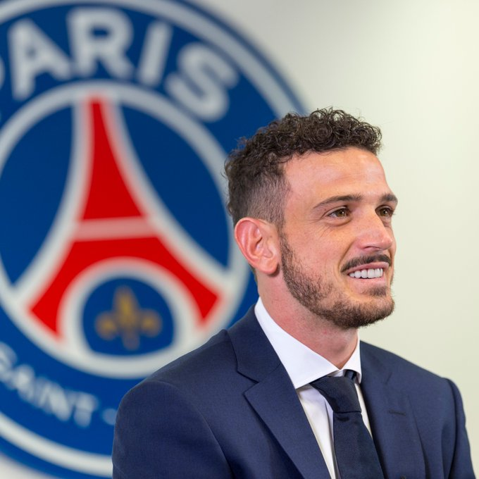 Florenzi heureux de rejoindre le PSG
