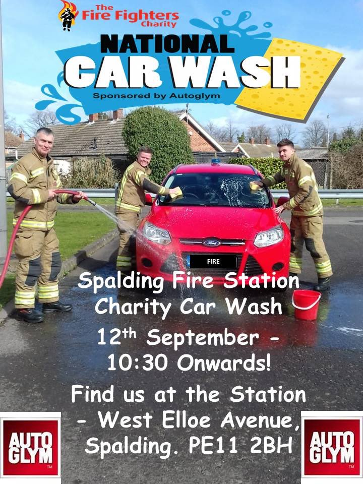 CAR WASH tomorrow, come and show your support and have your car cleaned by the crew at the station! Be great to see as many of you as possible!! Weather looks good for us. 🚒🚒🚒🚒 https://t.co/oN8HJAb1jM