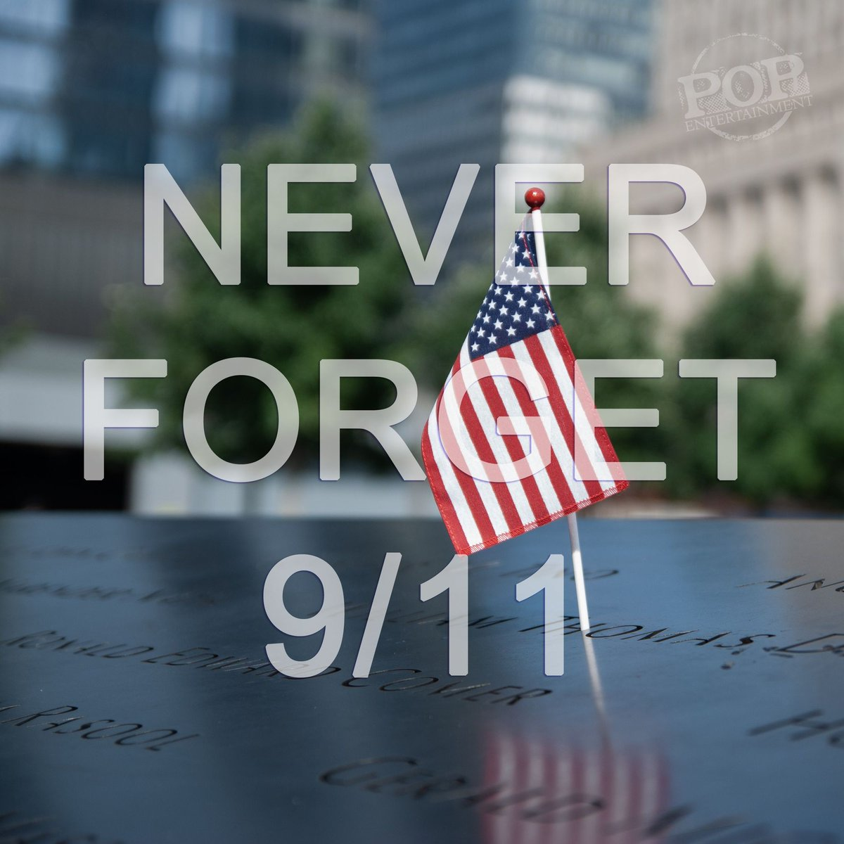 In memory of those we have lost, and continue to lose, due to that tragic day 19 years ago. https://t.co/ZnCpTDzwu6
