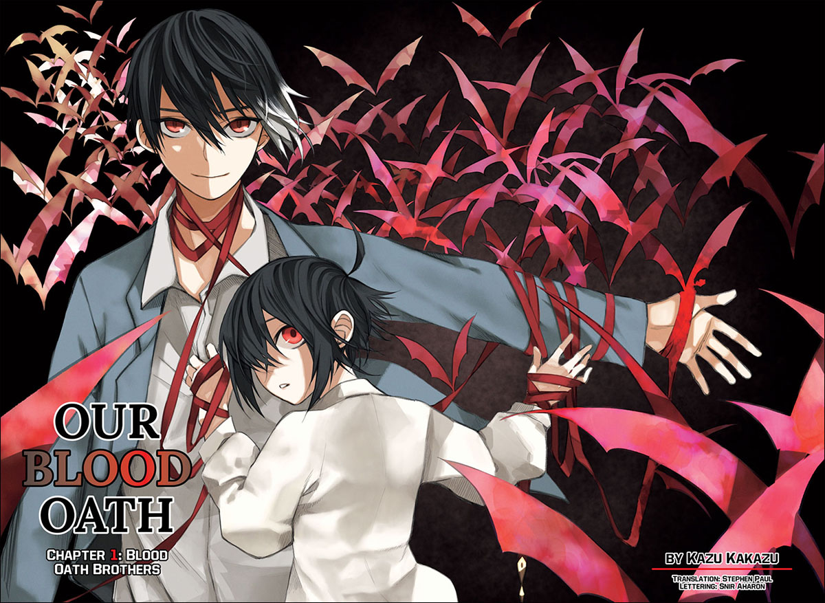 Our Blood Oath Chapter 12 Date de sortie (retardée) et spoilers