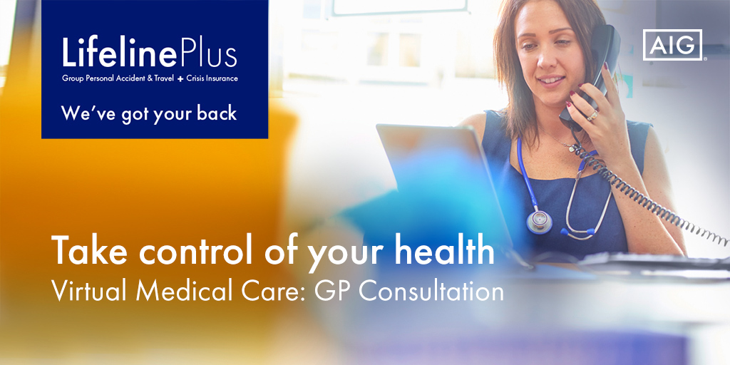 Virtual Medical Care means Lifeline Plus customers can discuss health concerns, arrange prescriptions & referrals, online with experienced GPs without even visiting the surgery, clinic or A&E department.  https://t.co/kF7xP9sBEk  #businesstravel #onlinereferral #virtualgp https://t.co/356lWDScq1