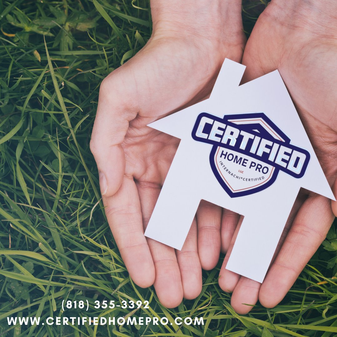 #CertifiedHomeProfessionals  Your Protection Against the Unknown. . . . . . #HomePro #HomeInspectors #creditreport #foreclosure #renovated #plumbing #Certified #Licensed #Insured #Professionals #InspectionServices #California #Pasadena #Termitereports #Sewer  #Mold #Termite https://t.co/ABJPMzTdcJ