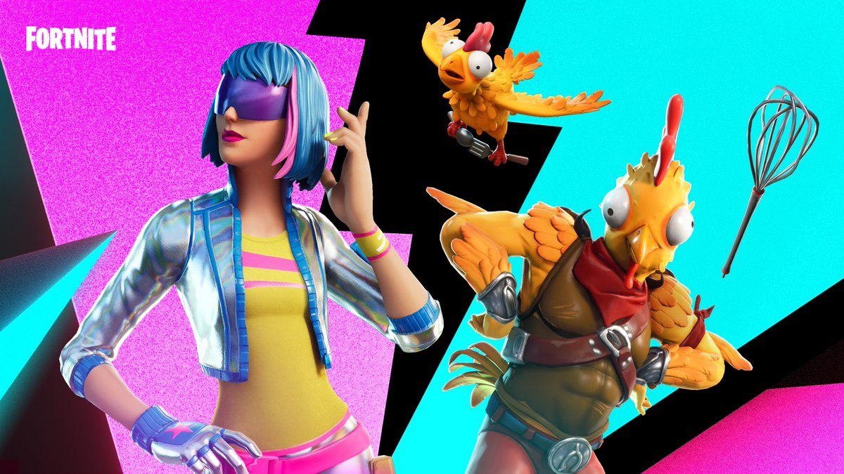 Get ready to shine in the spotlight ✨ Glow up with the Shimmer Specialist Outfit in the Item Shop now!