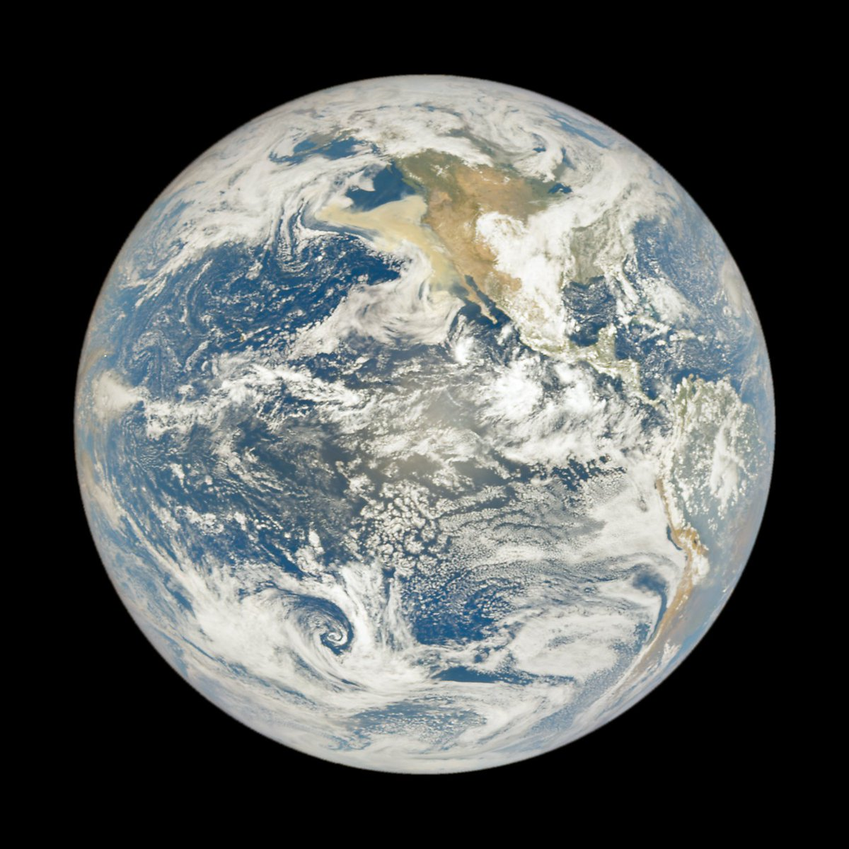 19:52 on Thursday September 10th, over the North Pacific Ocean https://t.co/pc2XvVIDvp