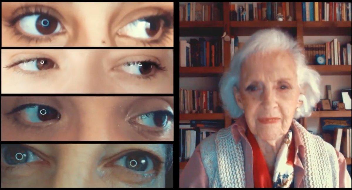 """""""Una experiencia sublime"""". 😌  Así describió la actriz de 95 años, Carmen Barros, el 1er capítulo de """"Íconos del Teatro"""". La iniciativa es un homenaje a grandes figuras de las tablas, dedicado en esta ocasión a la artista con la obra """"Mariposas"""" vía Zoom. https://t.co/1On2bwbiSU https://t.co/FNEhc0wQLG"""