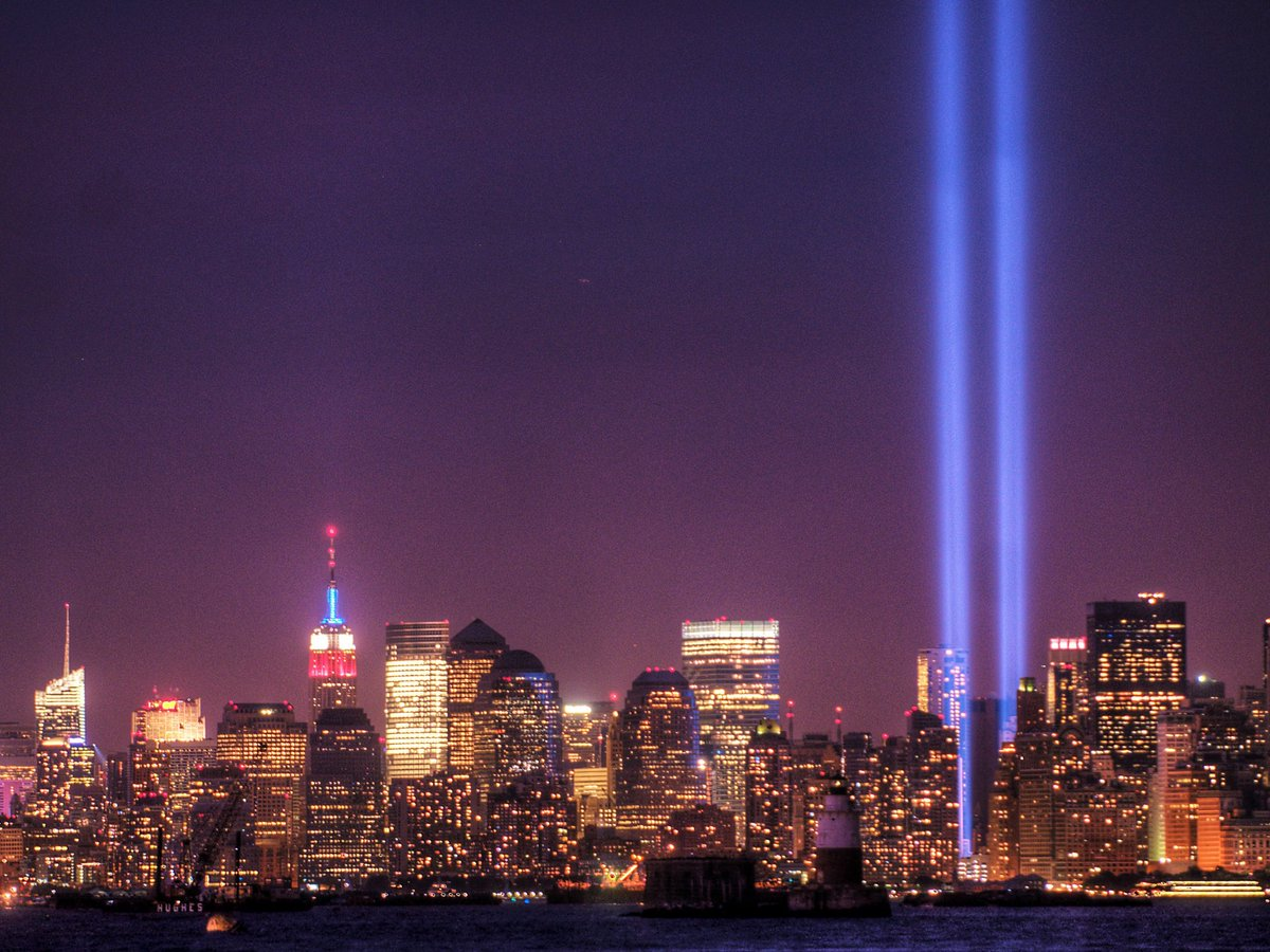 We will never forget. #NeverForget
