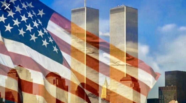 9/11/2001🇺🇸😔  🇺🇸 🇺🇸 🇺🇸 #911 #🇺🇸 #september11 #september112001 #alwaysremember #neverforget #sadday #m_e2020 #qthazeleyes #qthazeleyes2020 https://t.co/f8wSgpIIiI