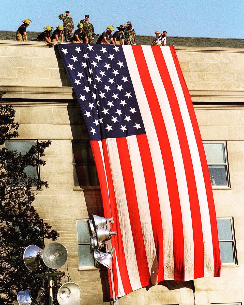 I still recall the horrors of 9/11, but I also remember the unity we felt as we rose together to meet a new threat to our nation. I hope the memory of those Americans who lost their lives on that day will inspire us to respond with unity again to the challenges we face today. 🇺🇸