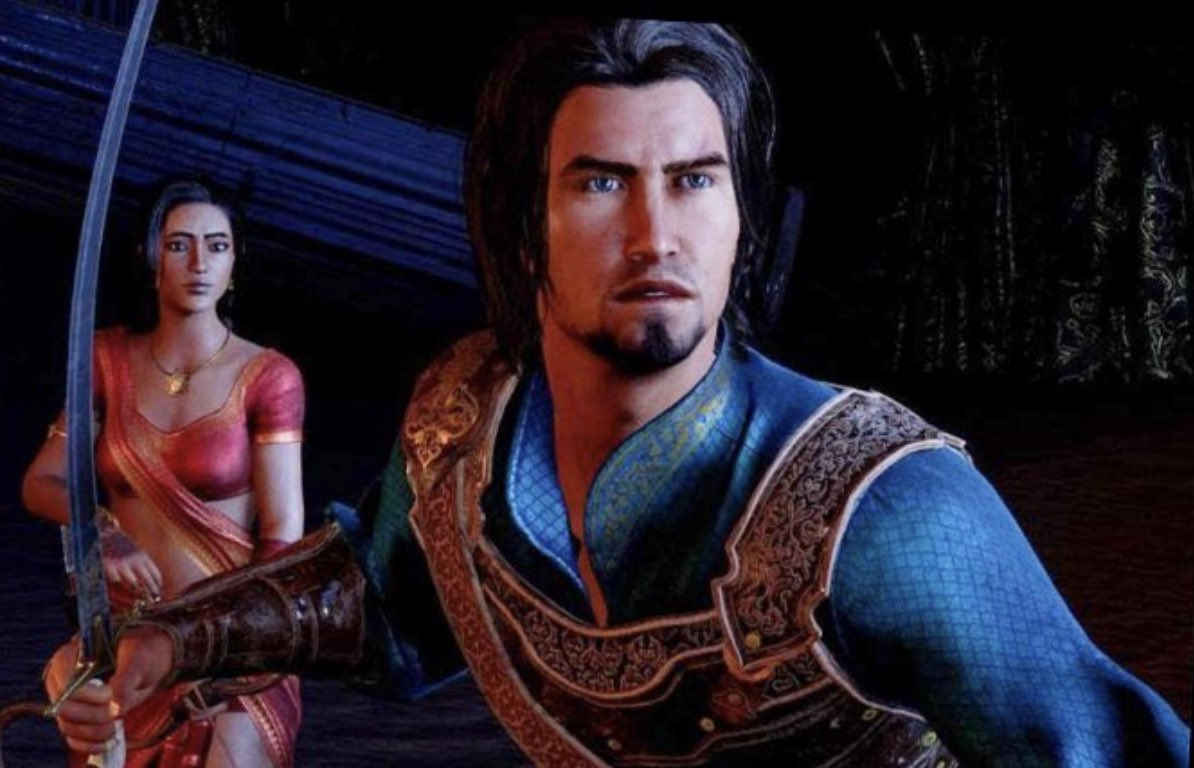 """PS5 Only on Twitter: """"Prince of Persia Sands of Time Old New… """""""