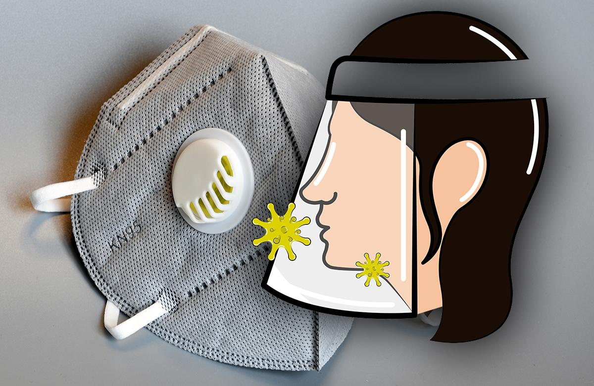 Măștile de față cu valvă și vizierele folosite fără mască nu sunt eficiente împotriva COVID-19 https://t.co/RjYvxvx4aa #news #stiri #romania https://t.co/aEy3kV2FQA