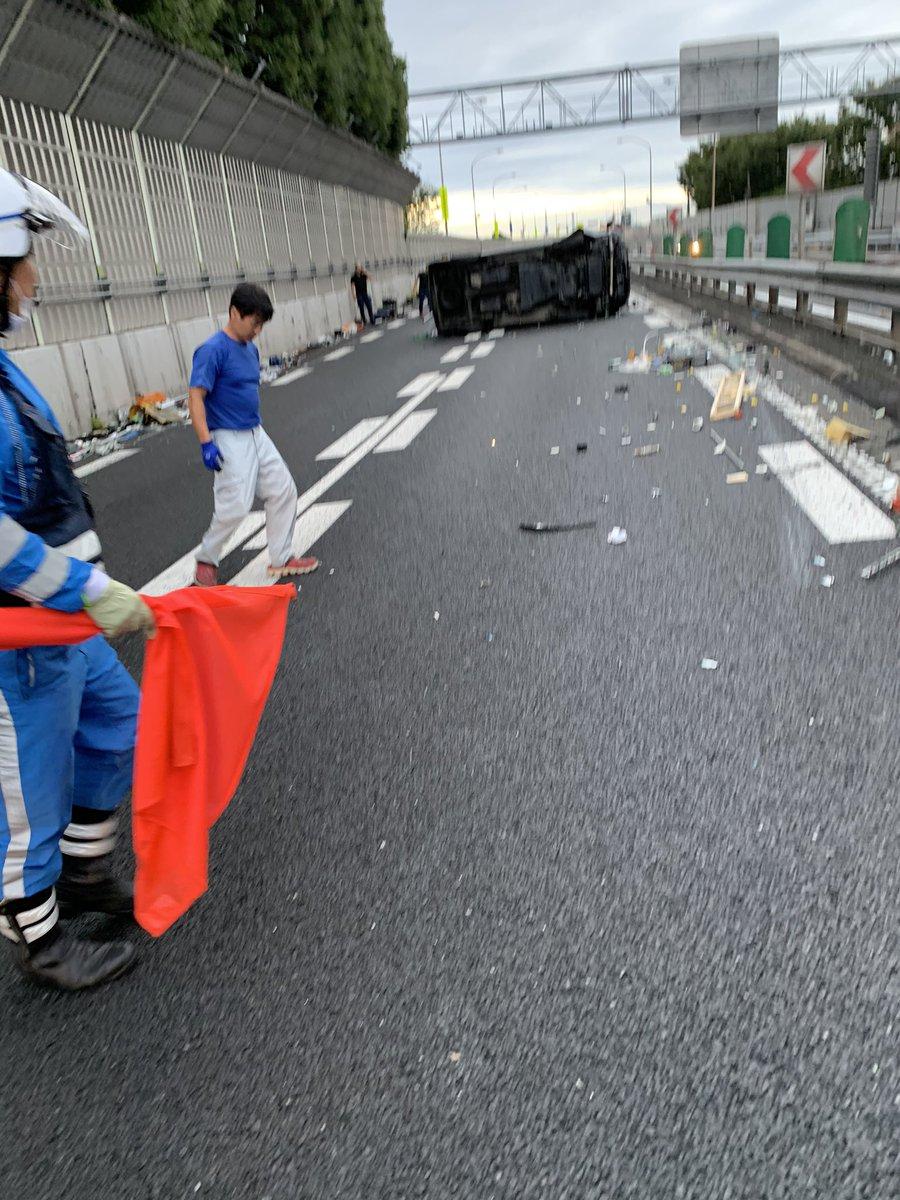 中央 道 事故 リアルタイム