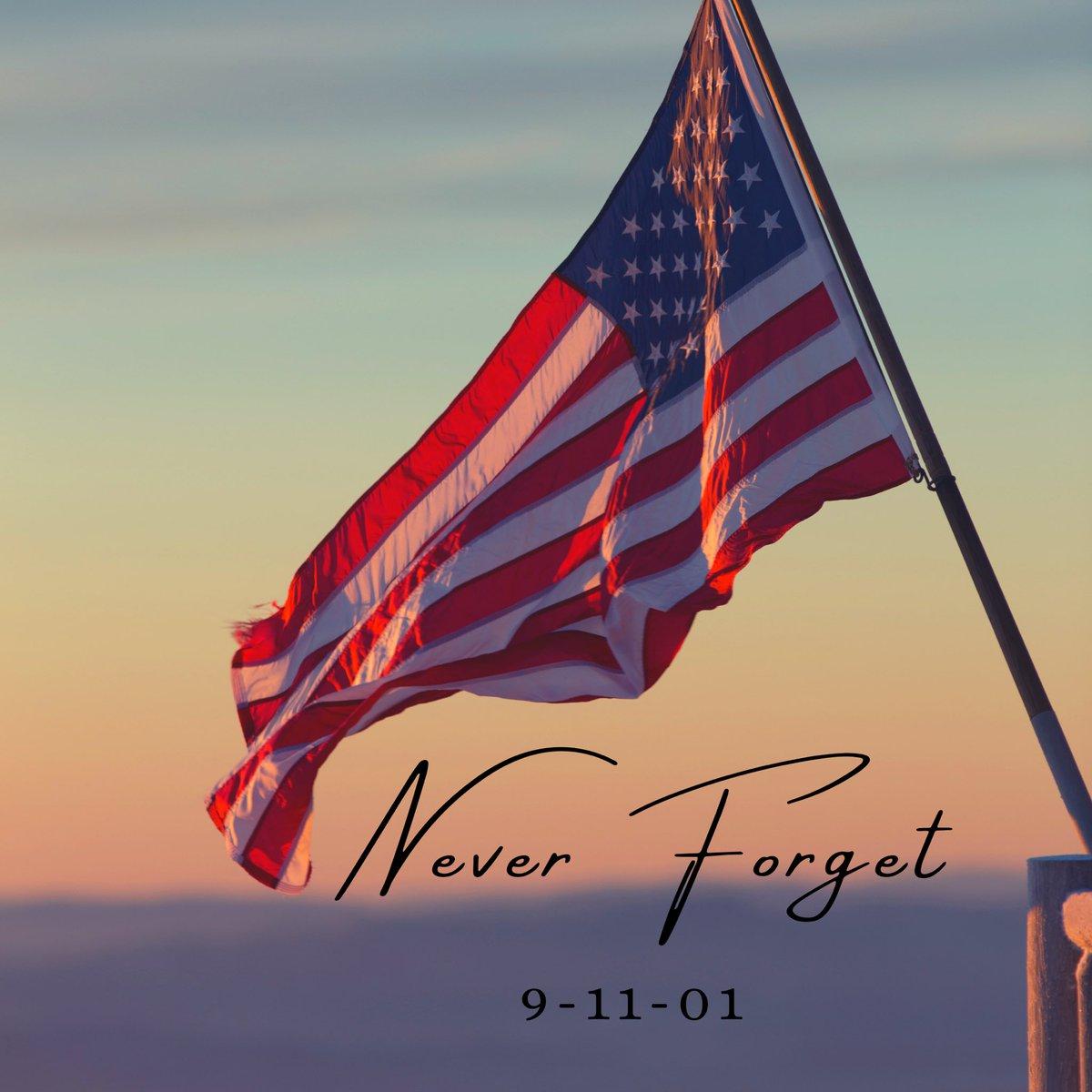 Never Forget. 🇺🇸 https://t.co/kUSLJSklRv