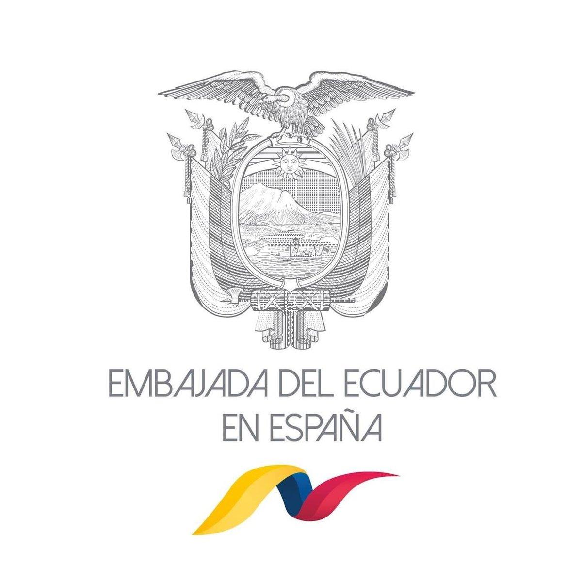 La Embajada y el Consulado General de Ecuador en Madrid Ecuador condenan el bochornoso comportamiento racista sufrido por una pareja de origen ecuatoriano en el metro de Madrid, a quienes brindaremos apoyo y protección. @roldancobo17 @CancilleriaEc @CECUMad https://t.co/MAxBnkFUgc
