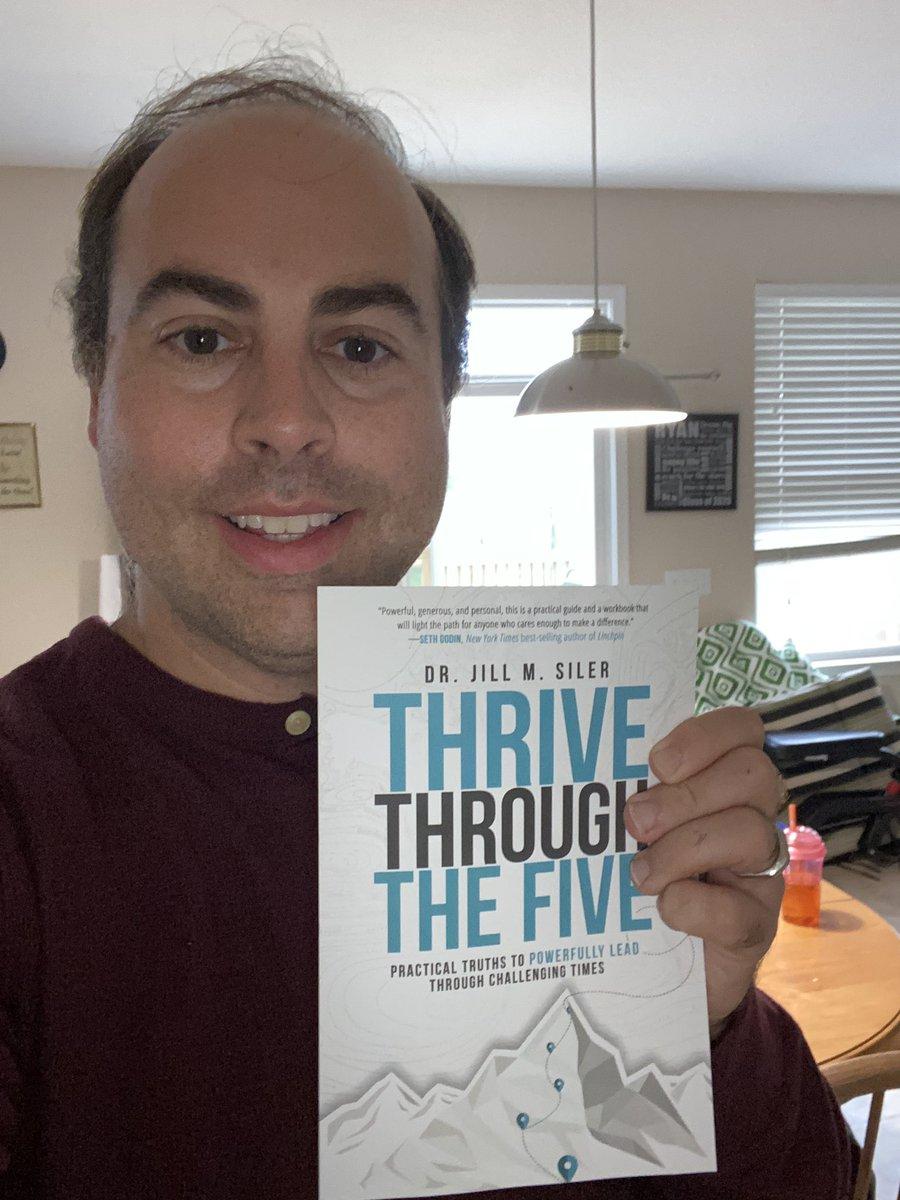 #thrivethroughthefive is here @DBC_inc #tlap