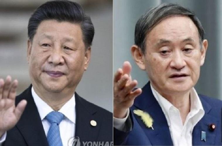 `포스트 아베` 스가·中시진핑, 의외로 닮은 5가지 이유 https://t.co/TIqZc5TAfl https://t.co/tg84SRv2rP