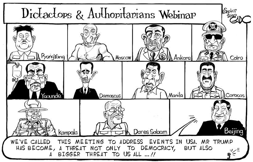 Dictators and Authoritarians Webinar! - Gado https://t.co/95etbKpl6y https://t.co/6fzM9YLJNb