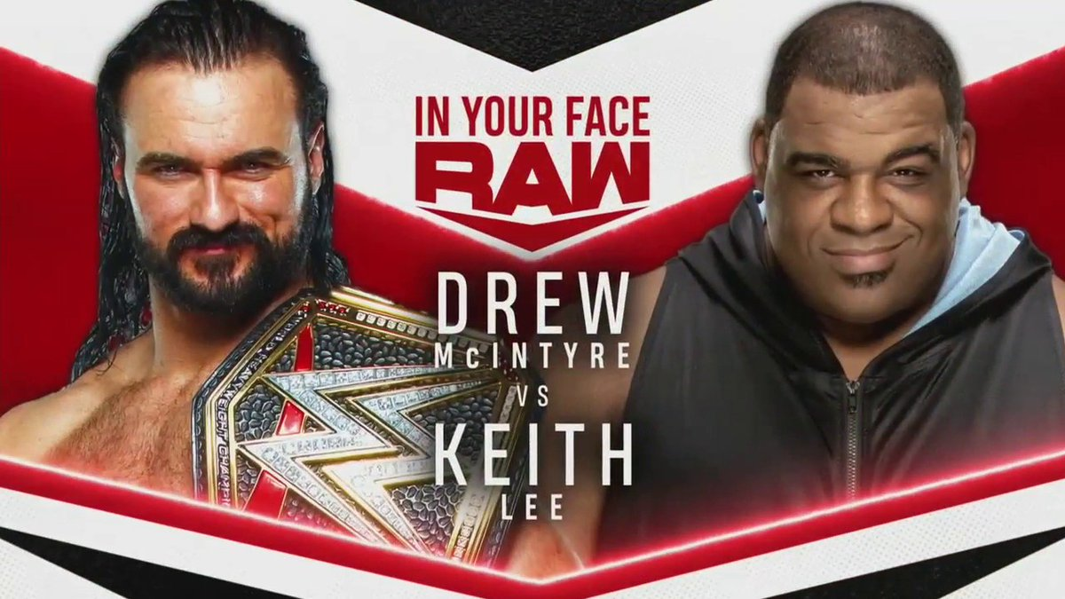 "What's in Store For Tonight's ""In Your Face"" Edition of RAW"