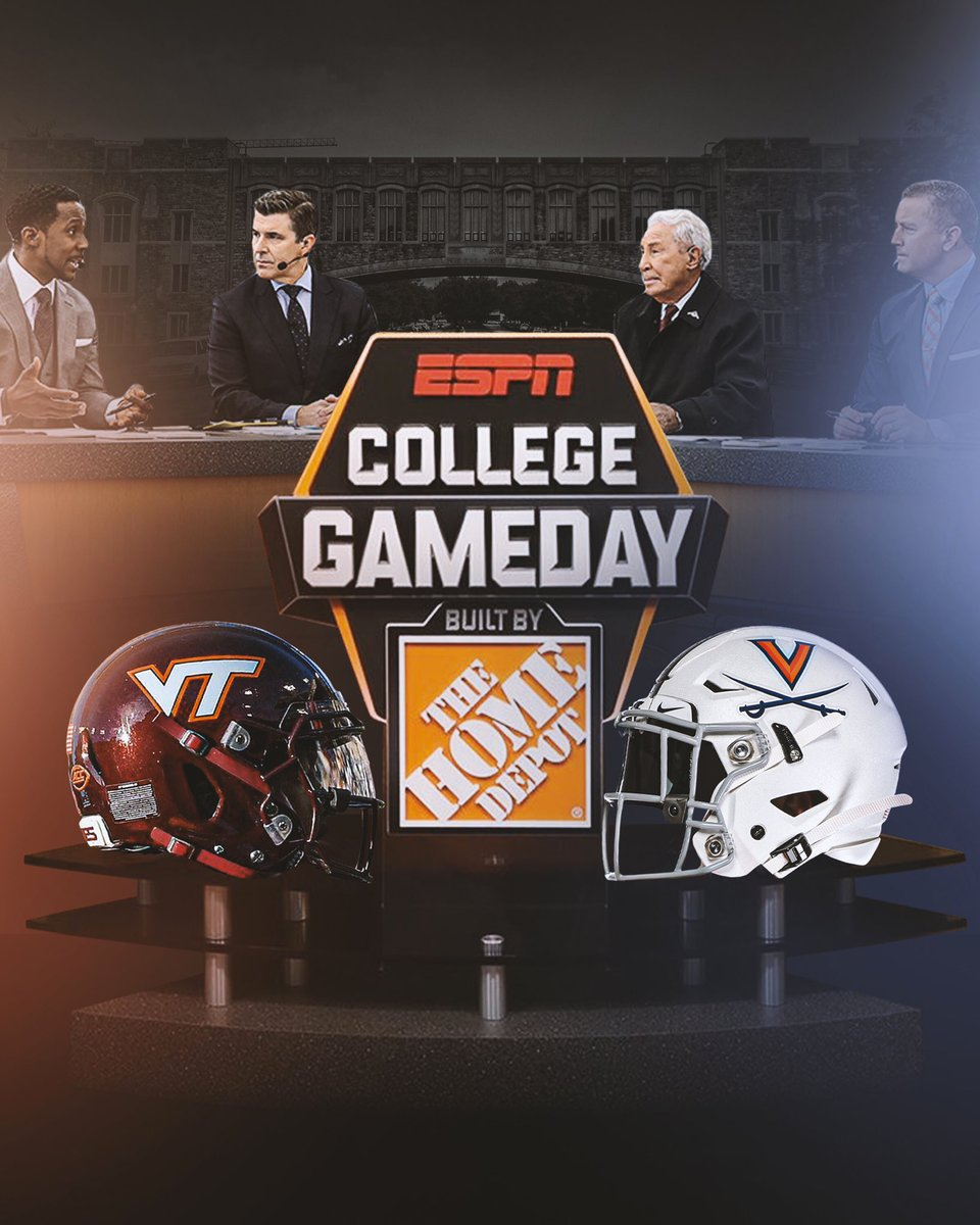 UVA could make its first @CollegeGameDay appearance next Saturday #wahoops https://t.co/4f2EyXcBWo