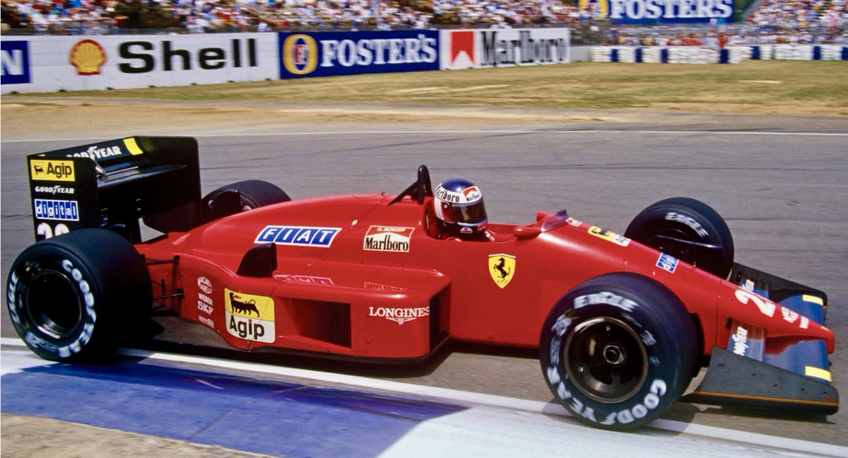 Scuderia Ferrari's best result at an Adelaide Grand Prix: Gerhard Berger took pole position, led every lap, set the fastest lap and won with teammate Michele Alboreto in second place in 1987. #F1 #Adelaide #EssereFerrari #SF1000GP https://t.co/EITzjMmmNZ