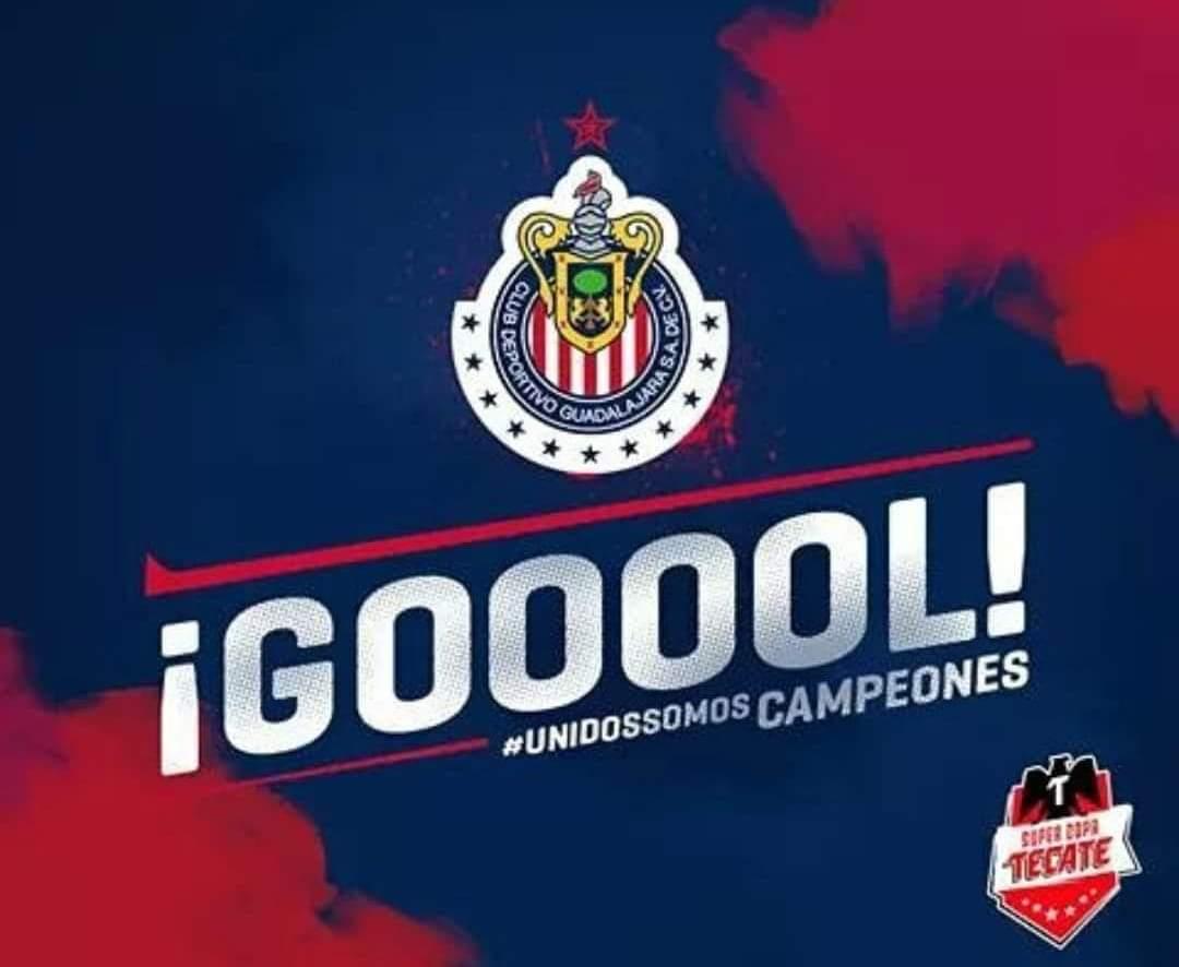 Gooooooooooooooooooolllllllllllll de las @Chivas anotado por @Alexis_Vega9 y nos da el triunfo ante @ClubNecaxa Excelente triunfo al final del partido. #VolverteAVer #Chivas2020 https://t.co/sHFpsjm1It