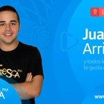 Image for the Tweet beginning: 🔴EN DIRECTO🔴 @Juanma_Arriaza acompañándote hasta