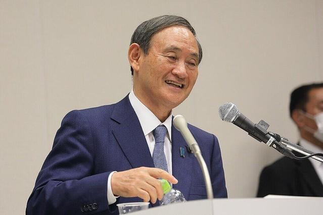 【ネット番組で】菅長官、あだ名「ガースー」に言及「知ってますよ。嬉しい」「意識したのは、地方に行った時に『ガースー、ガースー!』と呼ばれてね。まあ、嬉しいですよね」と話した。