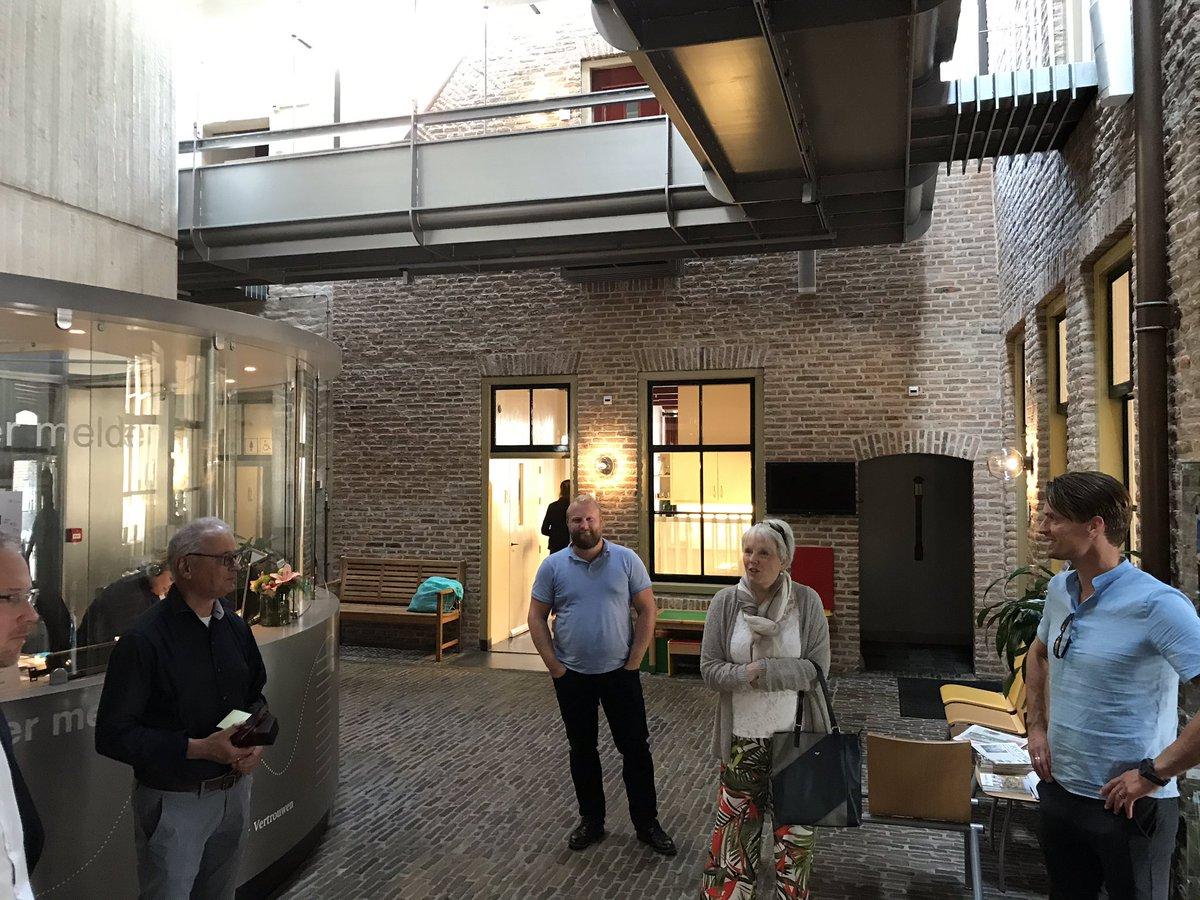Dank @JWWiggers voor de prachtige rondleiding @gem_Hattem Wat een parel deze Hanzestad aan de rand van de Veluwe met @Bakkerijmuseum als echte aanrader! https://t.co/1z5x6YywT7
