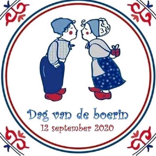 Wij wensen alle boerinnen van Nederland een fijne Dag van de Boerin 🎉 #inhetzonnetje @DagVanDeBoerin https://t.co/BJJpUGYuEN