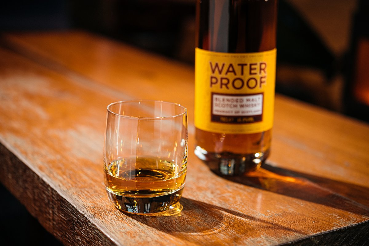 WaterProof Whisky