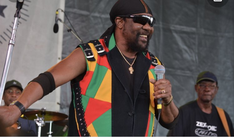 saddened to hear of the passing of reggae legend Toots Hibbert. Had the chance to see him live a couple of times, and he ALWAYS brought the house down!🔥 RIP mi bredda! #GiveItToMe1Time #5446thatsmynumber #pioneerofreggae🙌🏻 @tootsmaytals https://t.co/fy7kyFjsFW