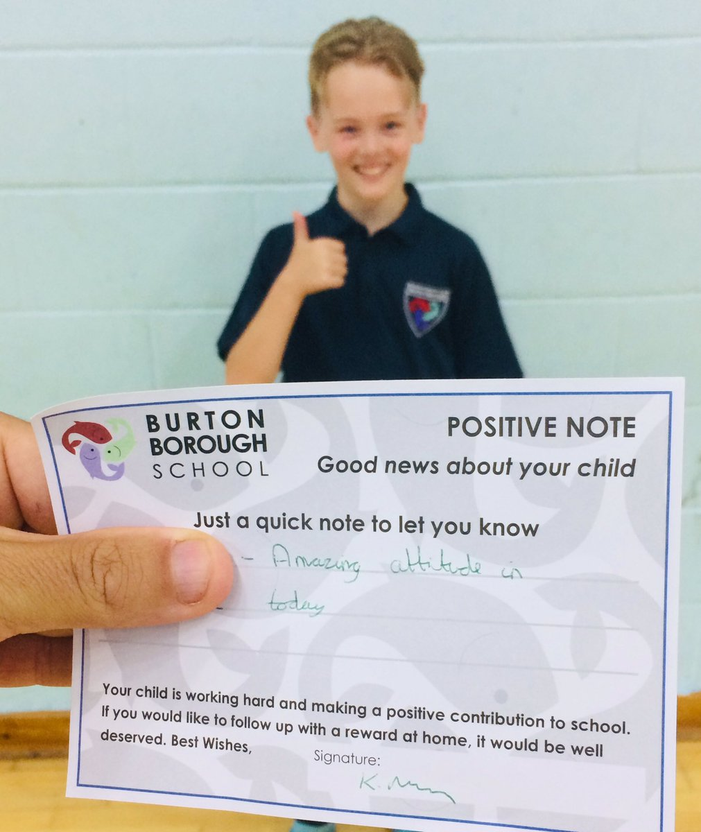 Here is another superstar. Who has made a great start to life at @BurtonBorough. Great attitude towards learning in PE. #followthefish 🐟🐟🐟 https://t.co/A9MbhCmaY4
