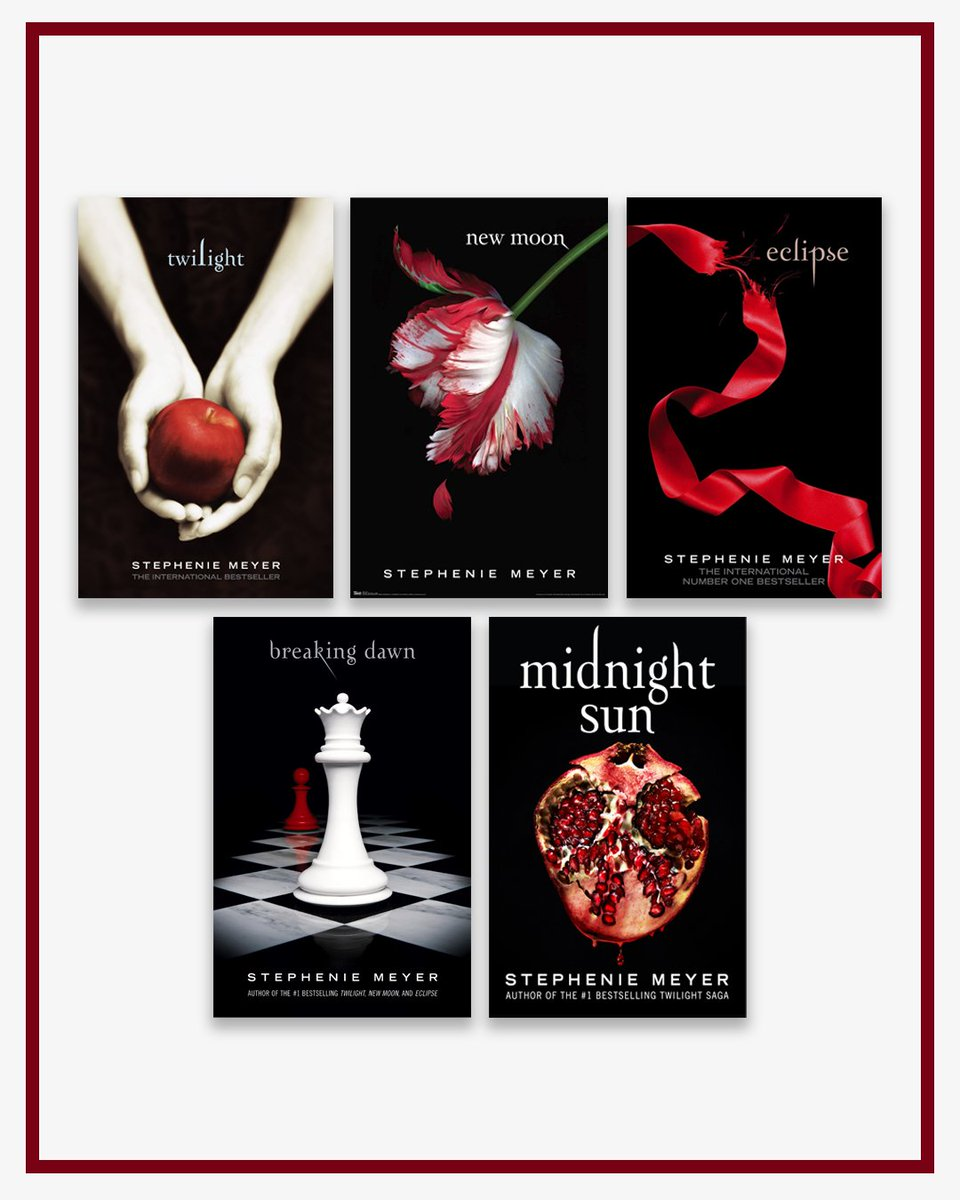 Complete your collection of Twilight books with Midnight Sun, a retelling of the first novel from Edward Cullen's perspective.  Get it a special introductory price with 10% OFF (now: P815, before: P910)! #MidnightSun #NBSNewReads #NBSeveryday