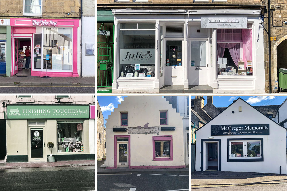 Six new shops have opened in Forres town centre over the last six months, indicating that local business owners are shunning the risks and putting faith in the #shoplocal message.  #ForresLovesLocal  #ScotlandLovesLocal  https://t.co/BEKoHVoKmb  @RichardLochhead @Douglas4Moray https://t.co/2LicRnfyot