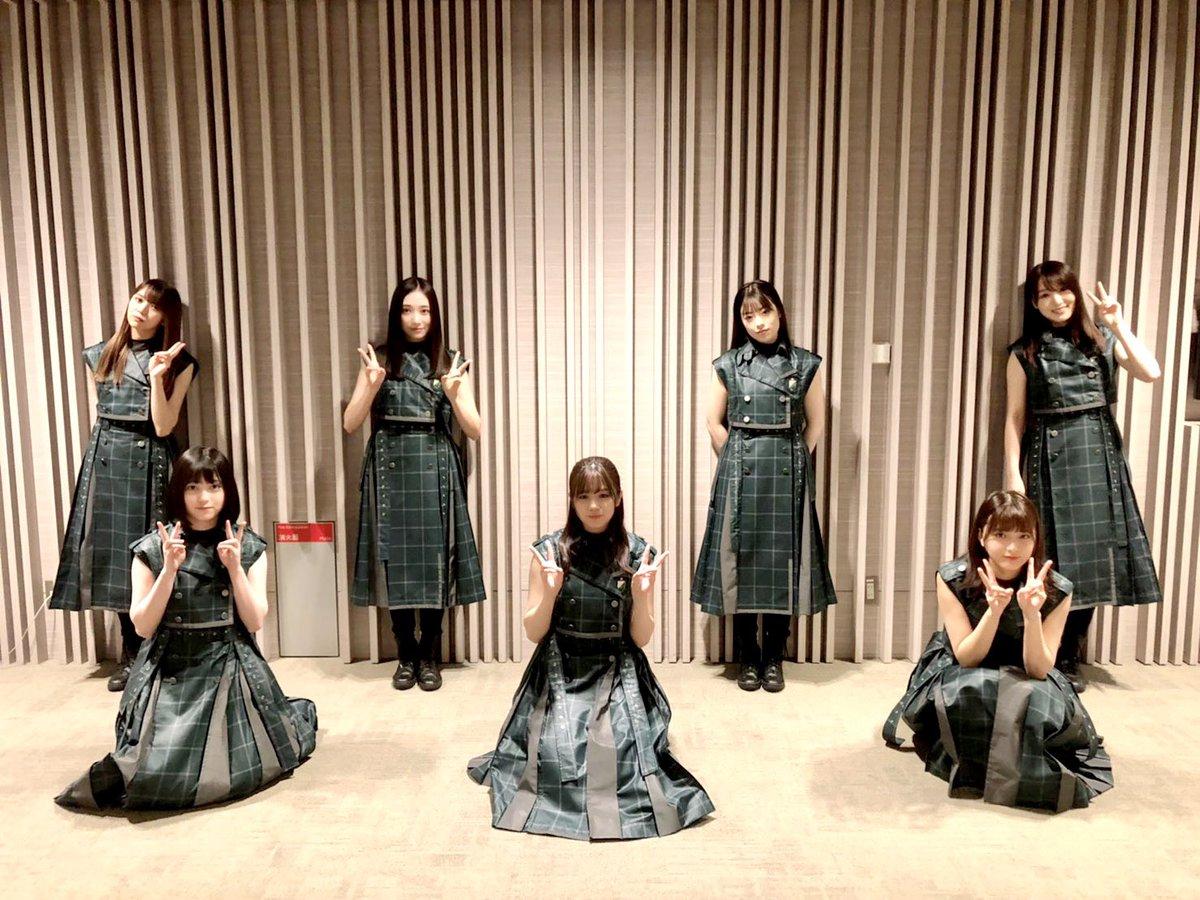 欅坂46の出演は16時台になります   お楽しみにっ   #MUSICDAY #欅坂46