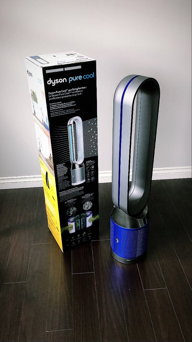 THANK YOU so much to all my generous twitch crew who helped contribute toward my new Dyson Pure Cool HEPA Air Filter to help my eczema skin allergies! Its main purpose is to PURIFY the ENTIRE room's air, + also a fan! I'm so grateful for everyone's kind support!🥰🙏🏻♥️ Love 🤩😘💋 https://t.co/K1lpXsKQjp