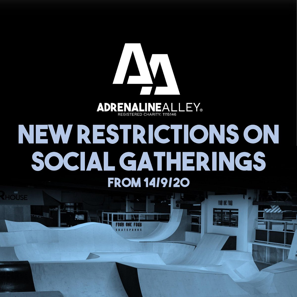 NEW RESTRICTIONS ON SOCIAL GATHERINGS FROM 14/9/2020  Please click link below to read⤵️ https://t.co/HZ8IkdRal8 https://t.co/27VLov1ciG