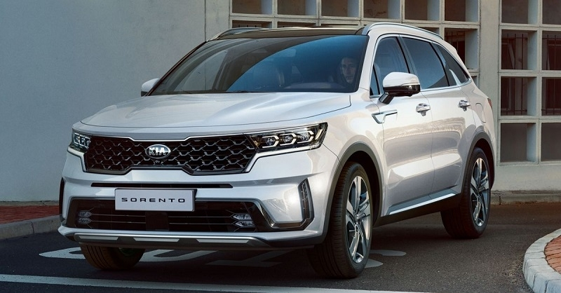 Ngay 149 Kia Sorento 2021 ra măt tai Viêt Nam - https://t.co/k7nf42LxdN https://t.co/3cH4R6vkpd