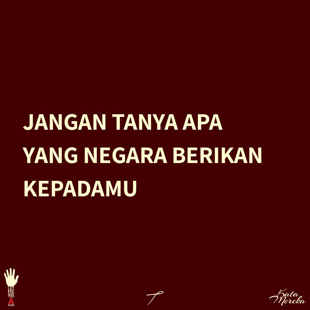https://t.co/vi1nvcop8m  #katamereka #indonesia #hikmah #nilai #value #moral #kehidupan #sosial #intrapersonal #interpersonal  #introvert #extrovert #ambivert #personal #diri #wisdom #inspirasi #sharing #share #thoughtoftheday #quote #feeling #pikiran #perasaan #lambe #weekend https://t.co/pGQNfdBzvW