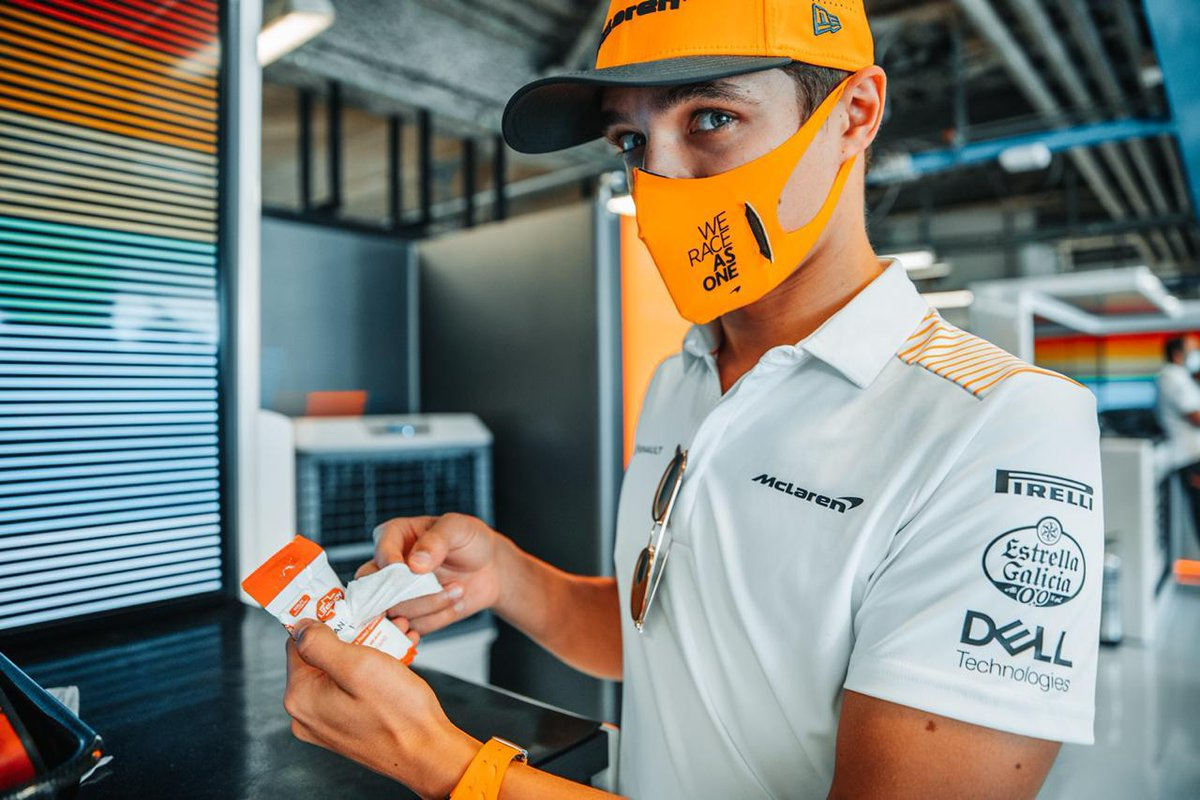 Super excited to hear that Lifebuoy is partnering with McLaren to be the official hygiene supplier!#ItalianGP #F1Monza #F1Mugello #McLaren #LifebuoyZA @lifebuoyZA https://t.co/7mYBhyFdEm