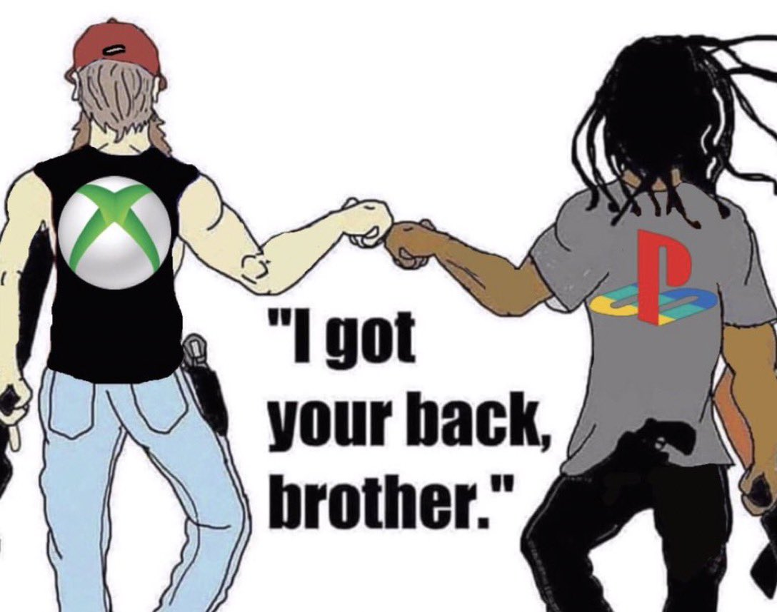 @NextGamer1981 @woggerman1974 Either way its definitely a big L that we have to wait for Halo infinite but aye man after that gameplay trailer I think it's safe to say it was the right call. Dw brother il be buying a ps4 for the new spider man no doubt. https://t.co/SoIueCrMt2