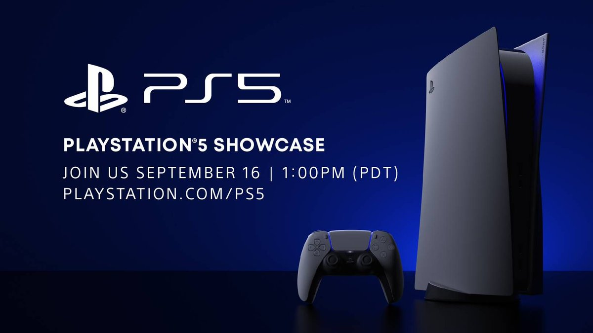 Sony announces PlayStation 5 event for Wednesday September 16th