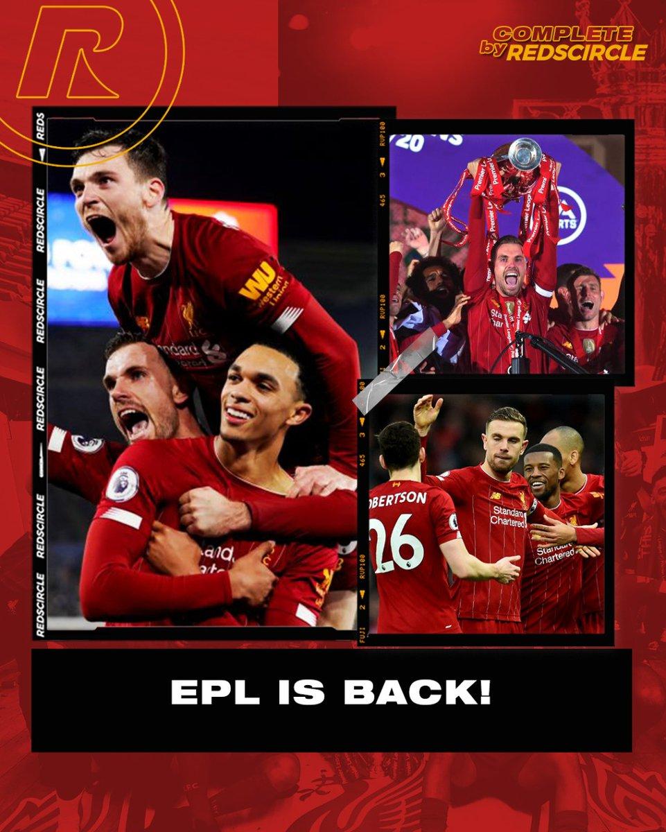 Premier league telah kembali, sudah siap menyaksikan drama nya semusim kedepan?  Prediksi klasemen akhir musim versi kamu gimana kop? Untuk 5papan teratas. https://t.co/KtunRvpkeT