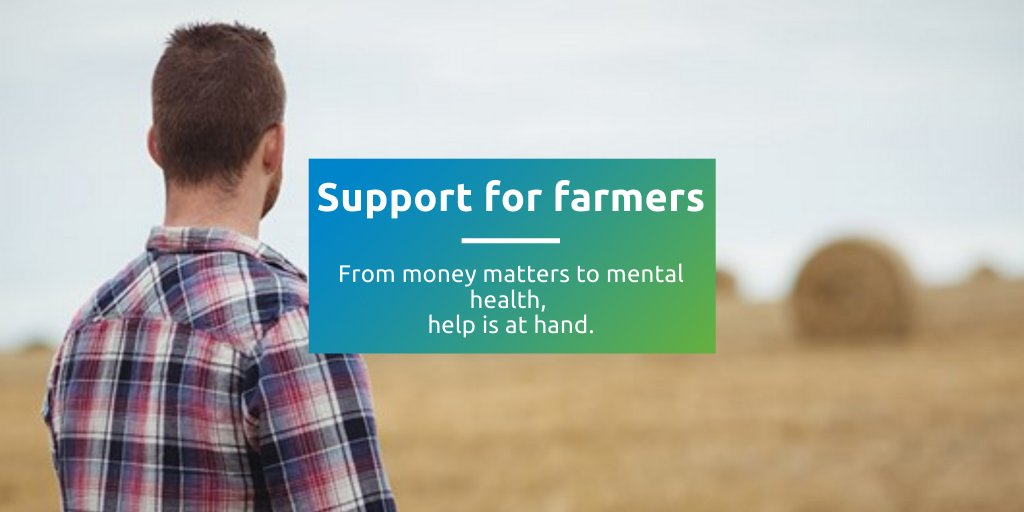 At this busy time of the year, we'd like to remind everyone that there are several charities that can help you. For support and guidance through challenging times, head to our support for farmers page 👉 https://t.co/PK8Wqm4AQx  #Itsokaynottobeokay https://t.co/P1ATw5hji8