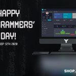 Image for the Tweet beginning: Happy #InternationalProgrammersDay! An IT company is