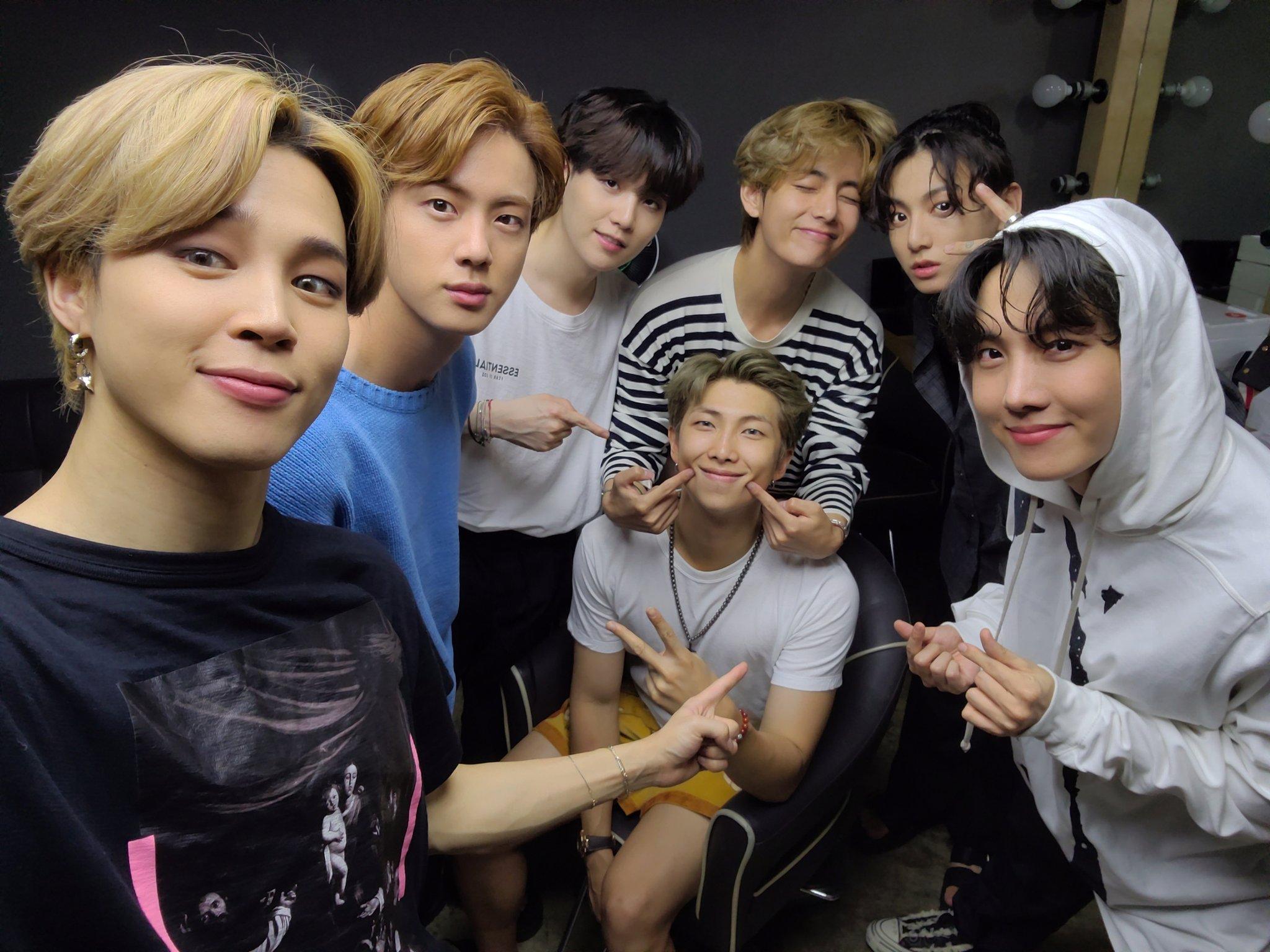 Jimin BTS novio Namjoon