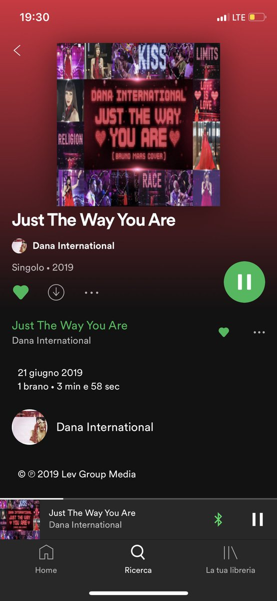 In love with this song of @Dana_Inter from #Eurovision2019 https://t.co/V3btQ7biz9 https://t.co/M3e2yNn3vh