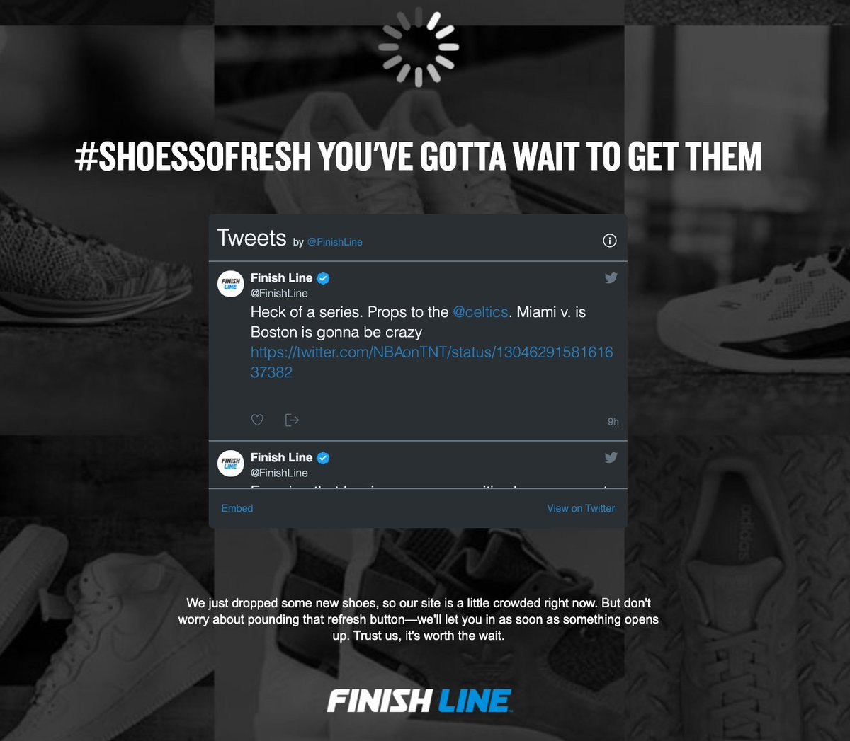 Solelinks On Twitter Ad Queue Live Air Jordan 5 Retro Apple Green Finish Line Https T Co Ngtsa8lwpe Jd Sports Https T Co 427wmhwtx0 Https T Co Whu0w3mfeg Bio links to sneaker deals, release info, restocks, etc(ps5 + xbox too). twitter
