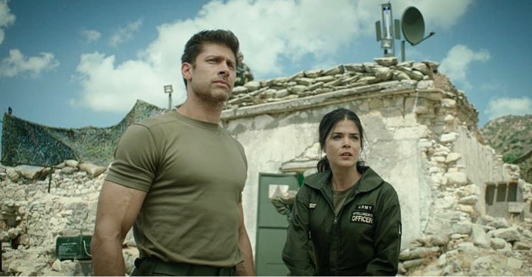 """Marie Avgeropoulos News. on Twitter: """"Are you ready to meet Jake and Myra??? This is a little preview but you can have a lot more of them on November 20th 2020! 👊🏻💥 #"""