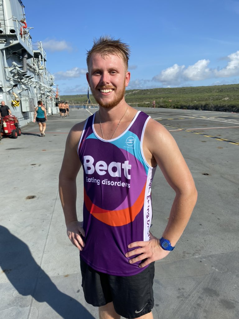 SMASHED IT!! 🏃🏼‍♂️⚓️ Congratulations Joe on your #GreatAPT(N)Run! And to all those who took part to show their support! DONATE if you can! 👇🏼👇🏼👇🏼👇🏼👇🏼 justgiving.com/fundraising/Jo… #CommandoMerlin @845NAS @RFAArgus @JustGiving @RNRMC @beatED